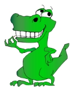 why tyrannosaurus but not if